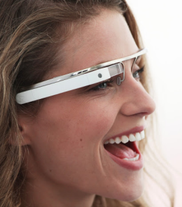 Google's Project Glass Prototype