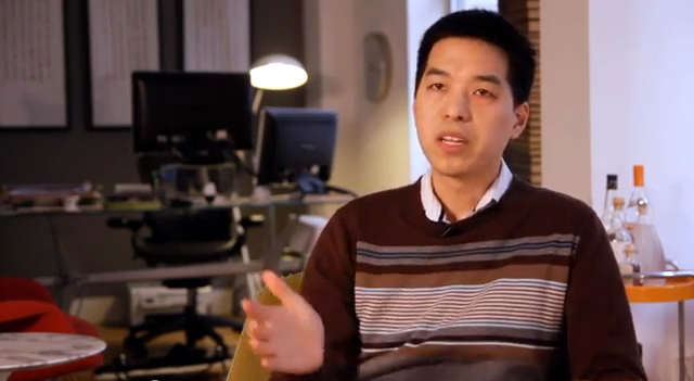 Grasshopper founder Ien Cheng discusses the project.