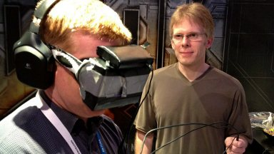 John Carmack and the Oculus Rift