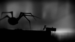 Limbo and the spider