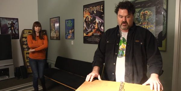 Tim Schafer and Amnesia Fortnight