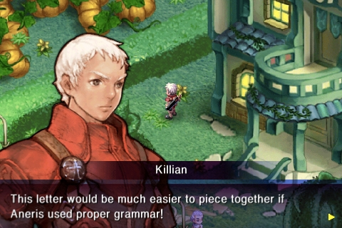 RPG character portraits help humanize their less-detailed character sprites. (Photo: