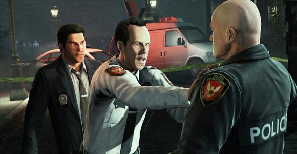 crime police