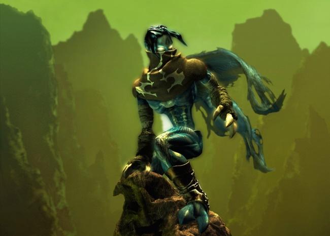 Raziel in Legacy of Kain: Soul Reaver.