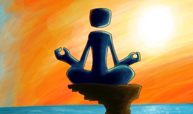 Resultado de imagem para meditation games