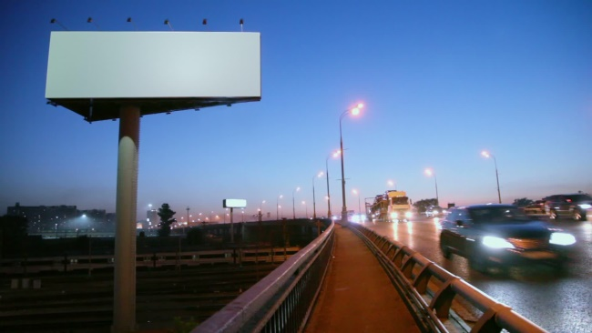 Networking Smart with Billboards and Magnets